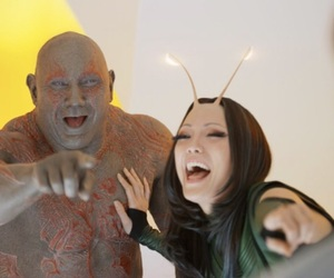 mantis, Marvel, and movie image
