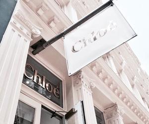 chloe, luxury, and shopping image