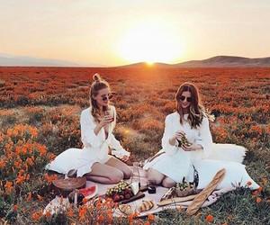 dresses picnic image