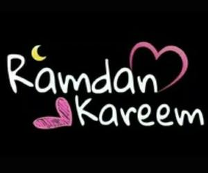 arabic, Ramadan, and رمضان كريم image