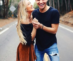 couple, couple goals, and laurex image
