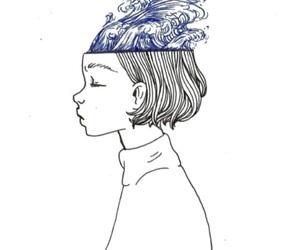 art, chaos, and drawing image