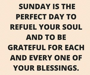 quotes and Sunday image
