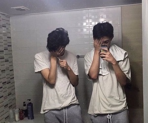 boy, asian, and ulzzang image
