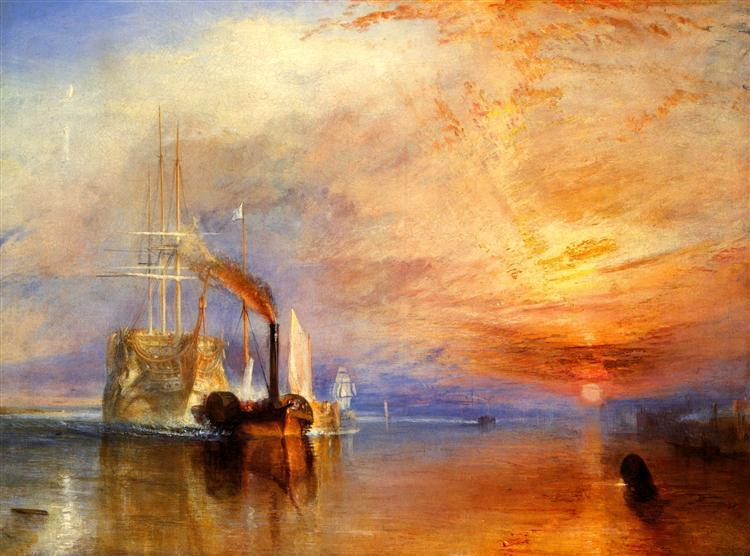 turner, boat, and paint image
