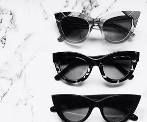 sunglasses, fashion, and style image