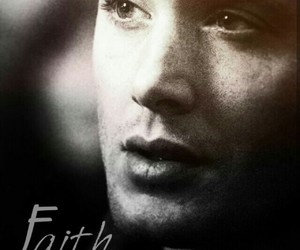 faith, poster, and supernatural image