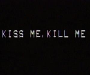 kiss, kill, and grunge image