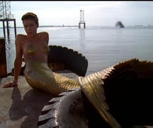 Alyssa Milano, charmed, and mermaid image