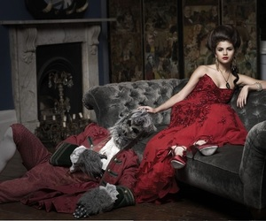 photoshoot and selena gomez image