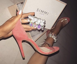 goals, heels, and pretty image