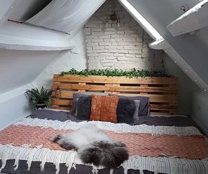 attic, cosy, and goals image