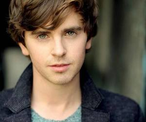 freddie highmore and actor image