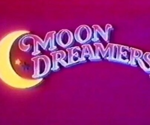 moon, pink, and dreamers image