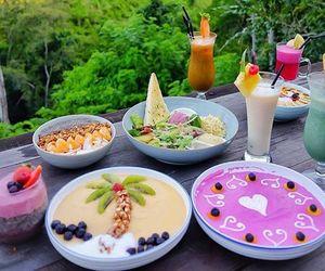 bali, breakfast, and holidays image