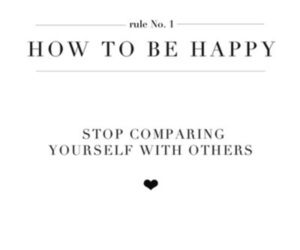 happy, quotes, and rules image