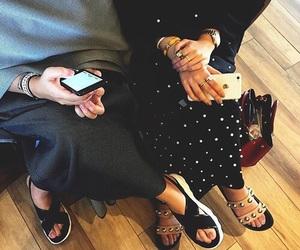 fashion, hijab, and luxury image