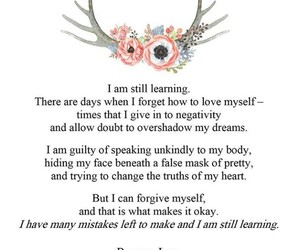 learning, life, and quote image