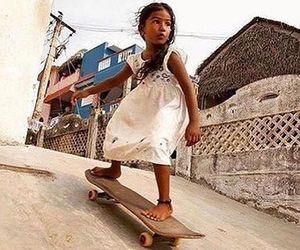 skate girl image