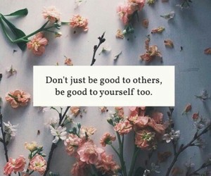 kindness, quote, and self-love image