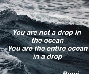 deep, drop, and ocean image