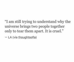 breakup, cruel, and hurt image