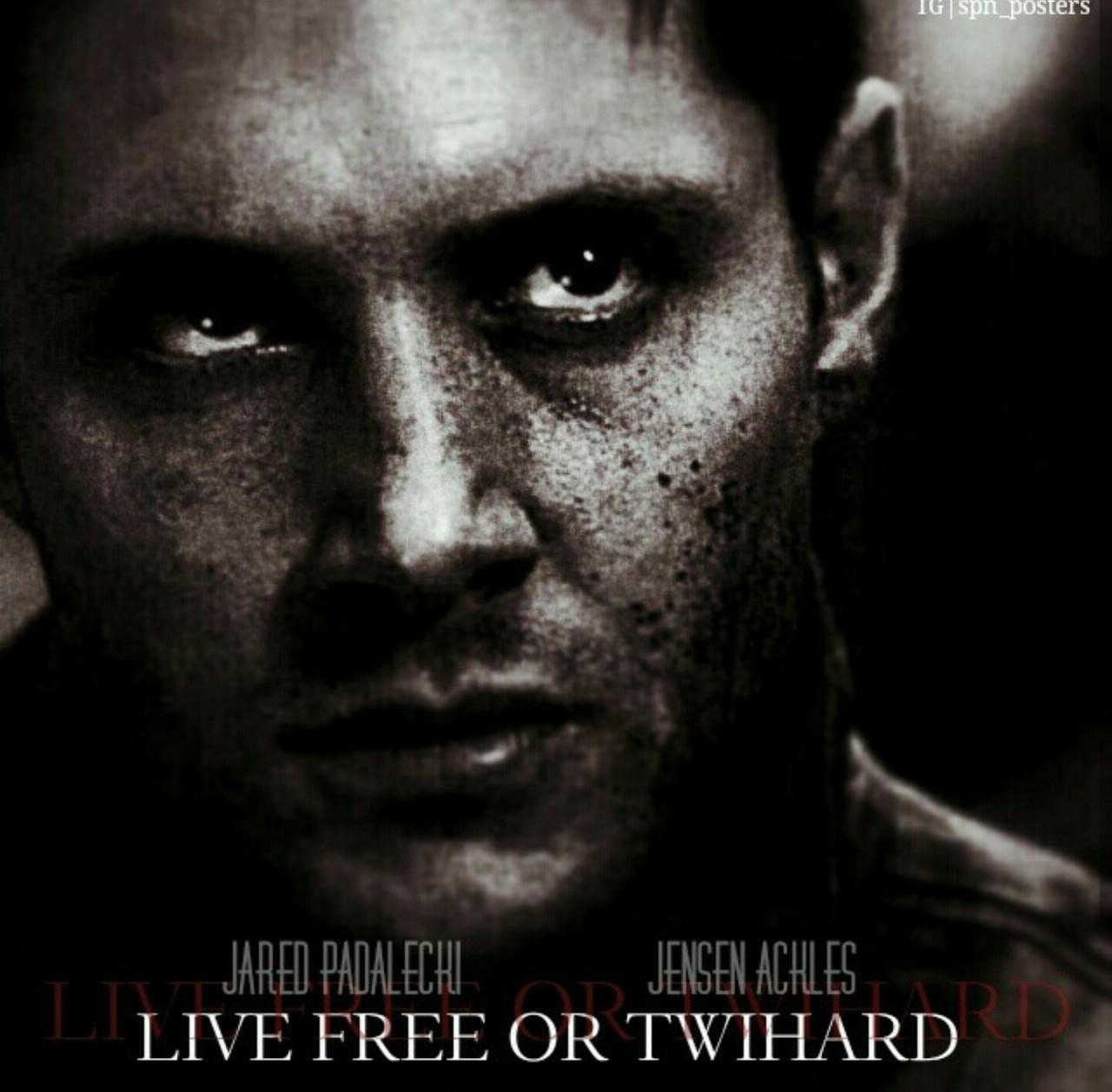 edit, supernatural, and poster image