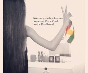 quote, kurd, and kurdistan image