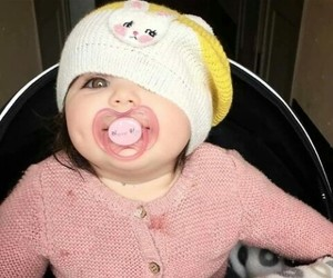baby, cute, and طفل image