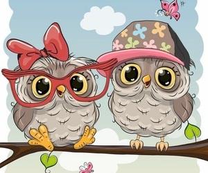 совушки owls image