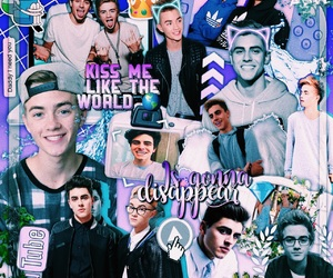 aesthetic, edit, and jack and jack image