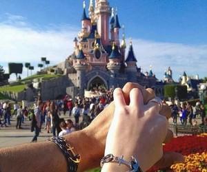 bracelet and couple image