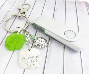 etsy, usb flash drive, and gift for her image