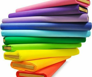 colors, colorful, and rainbow image