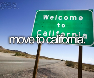 california and before i die image