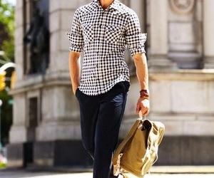 guy, men, and men's fashion image