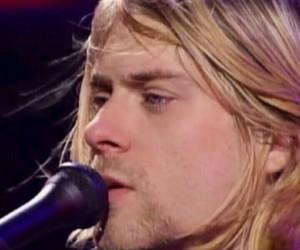 beautiful, cobain, and nirvana image