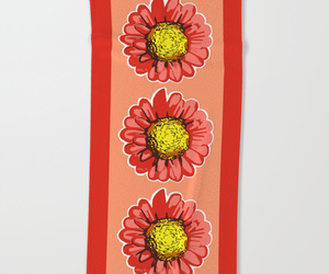 chrysanthemum, flowers, and red image