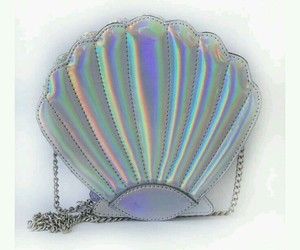 holographic, mermaid, and bolsa image
