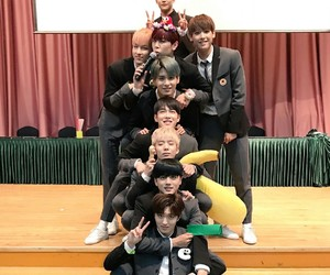 sf9, taeyang, and youngbin image