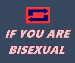 bisexual, boys, and girlfriend image