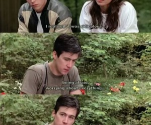ferris bueller's day off, quote, and movie image