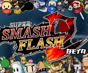 super smash flash 2 and super smash flash 2 beta image
