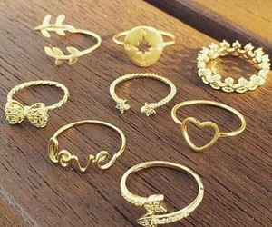 formas, rings, and oro image