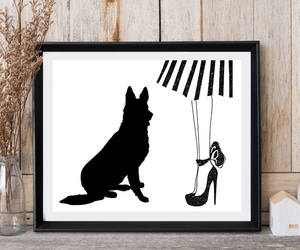dogs, fashion, and Woman legs image