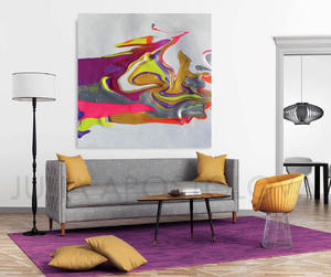 abstract, art, and mid century modern image