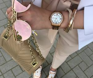 accessories, chic, and guess image
