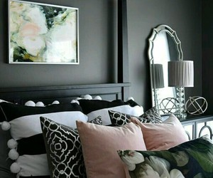 grey, room, and tumblr image