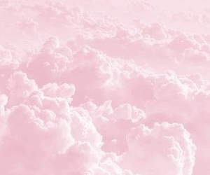 clouds, pink, and header image