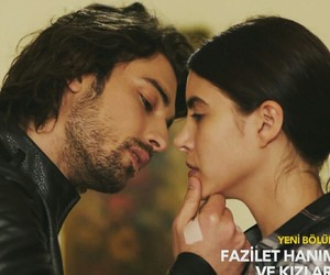couple, love, and deniz baysal image